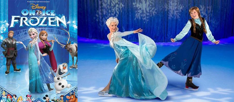 Disney On Ice: Frozen at Rupp Arena