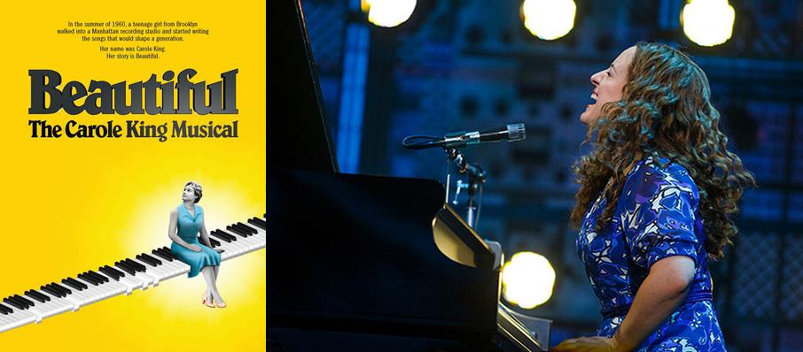 Beautiful: The Carole King Musical at Lexington Opera House
