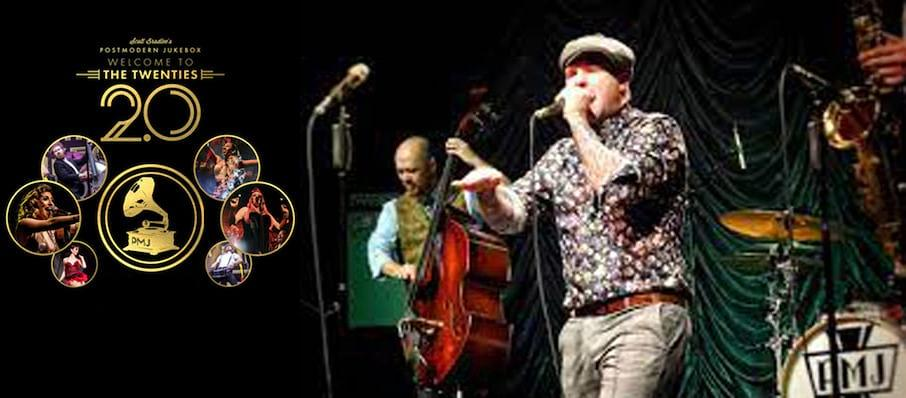 Postmodern Jukebox at Singletary Center for the Arts