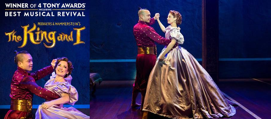 Rodgers & Hammerstein's The King and I at Lexington Opera House