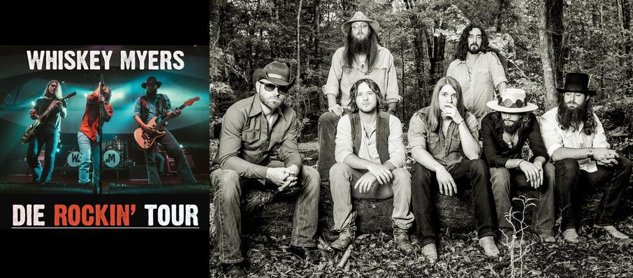 Whiskey Myers at Heritage Hall