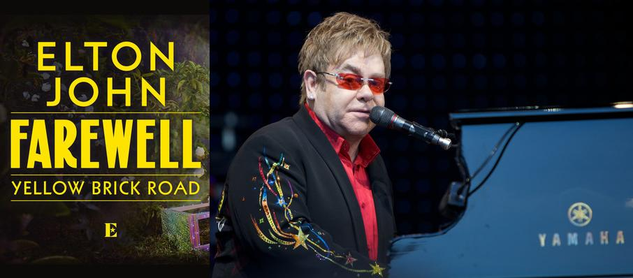 Elton John at Rupp Arena
