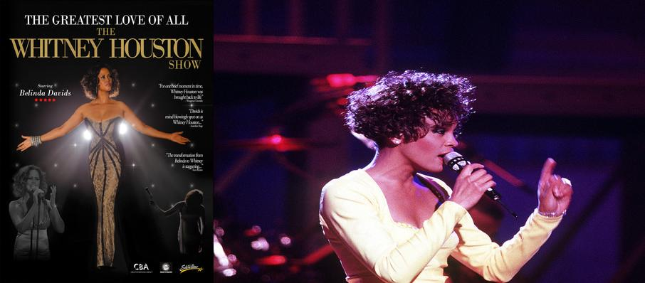 The Greatest Love of All - Whitney Houston Tribute at Lexington Opera House