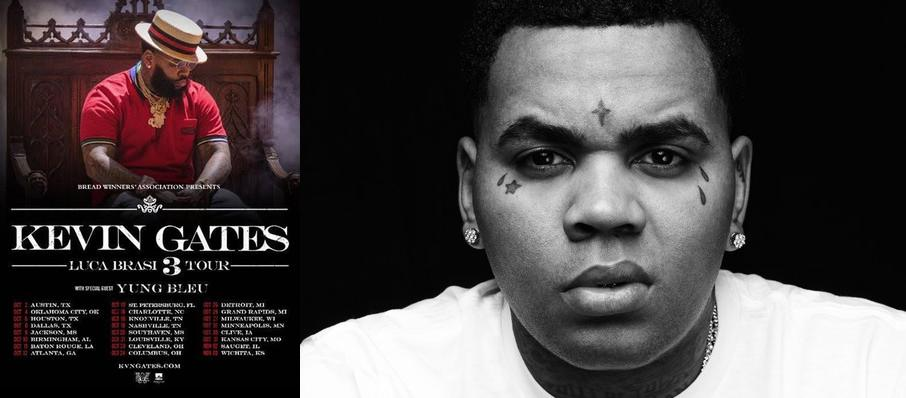 Kevin Gates at Rupp Arena