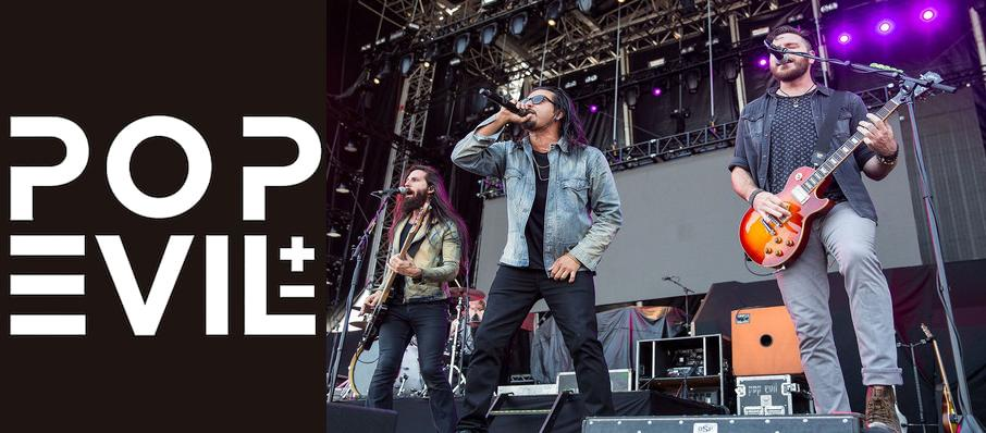Pop Evil at Manchester Music Hall