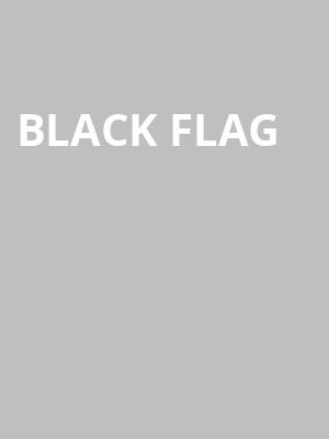 Black Flag at Manchester Music Hall
