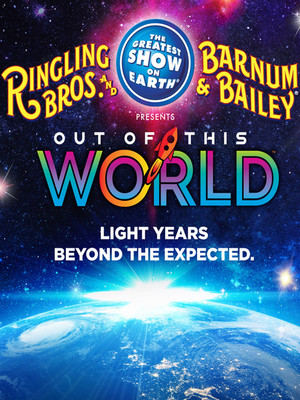 Ringling Bros And Barnum Bailey Circus, Rupp Arena, Lexington