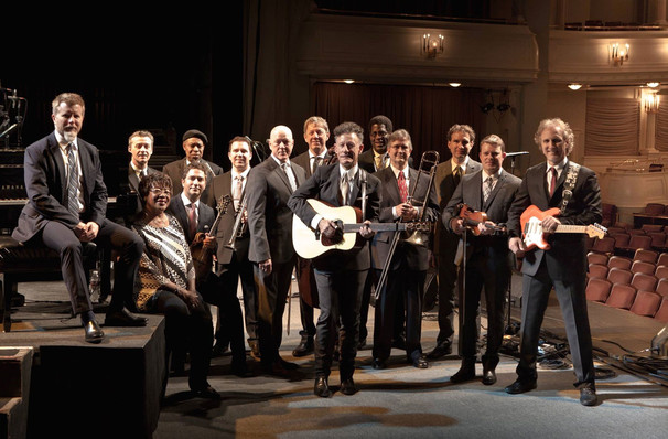 Lyle Lovett His Large Band, Lexington Opera House, Lexington